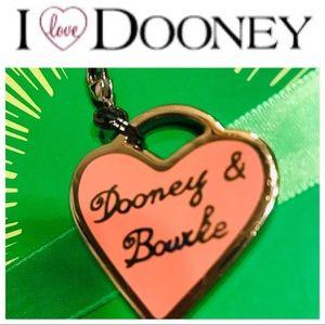 Dooney &. Bourke keychain